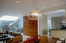 غرفة السفرة تنفيذ A/ZERO Arquitetura