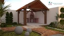 Casas de estilo clásico por ISLAS & SERRANO ARQUITECTOS