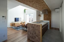 modern Kitchen by LITTLE NEST WORKS