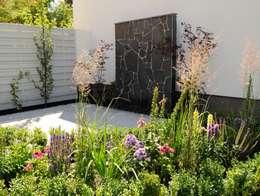 Ogród miejski: styl , w kategorii  zaprojektowany przez Naturalnie - Studio Projektowe