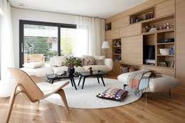 Wunderbar Wohnzimmer Mit Wohnwand: Moderne Wohnzimmer Von Burkhard Heß Interiordesign