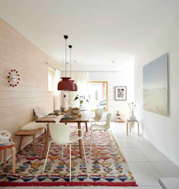 Salle à manger de style de style Moderne par Burkhard Heß Interiordesign