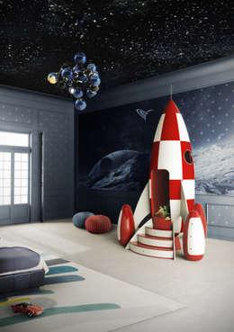 ห้องนอนเด็ก by Circu   Magical Furniture
