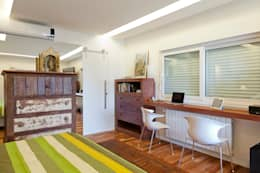 Projetos Residenciais: Quartos  por ARCA ARQUITETURA