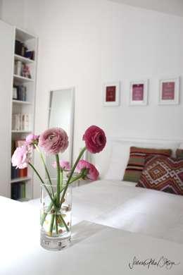modern Bedroom by Severine Piller Design
