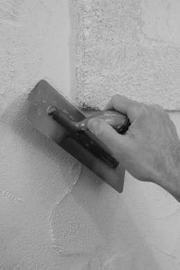 Enduit à l'argile : Murs & Sols de style de style Classique par Habitat et Tradtions