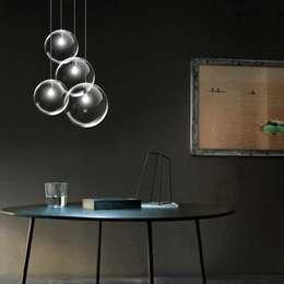 Salas de estilo  por Licht-Design Skapetze GmbH & Co. KG