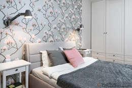 scandinavian Bedroom by Partner Design