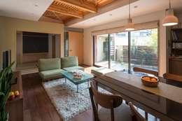 ห้องทานข้าว by アトリエ・ブリコラージュ一級建築士事務所