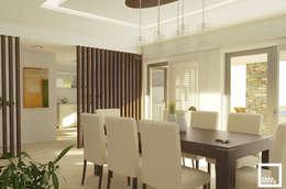 Comedores de estilo minimalista por Casa Meva Estudio