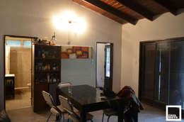 غرفة السفرة تنفيذ Casa Meva Estudio