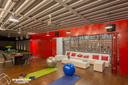 industrial Gym by Grupo Arquidecture