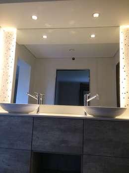 Baño principal: Baños de estilo moderno por Arquitecta Fernanda Isola