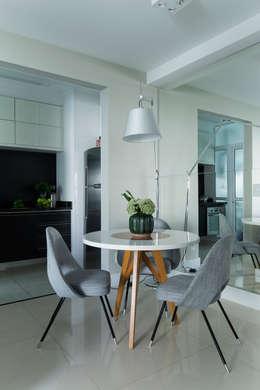Comedores de estilo moderno por Studio GPPA