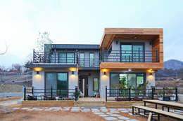 منازل تنفيذ 한글주택(주)