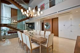 modern Dining room by Chaney Architects