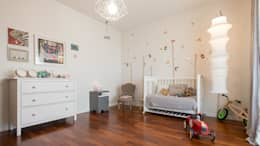 scandinavian Nursery/kid's room by Archifacturing