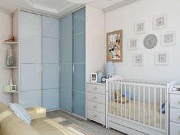 интерьер детской: Детские комнаты в . Автор – Tatiana Zaitseva Design Studio