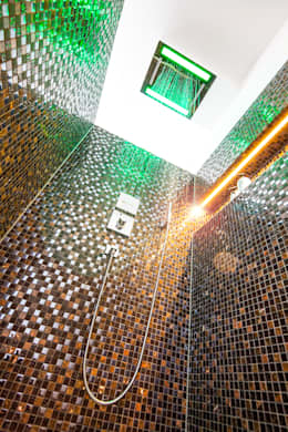 modern Bathroom by Herzog-Architektur