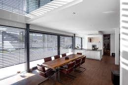 modern Dining room by Herzog-Architektur