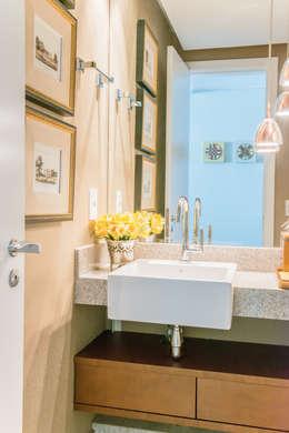 modern Bathroom by Arina Araujo Arquitetura e Interiores