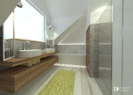 modern Bathroom by Inspired Design