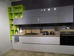 Projekty,  Kuchnia zaprojektowane przez Cucine e Design
