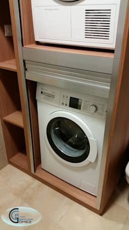 Waschmaschine In Küche Integrieren | knutd.com