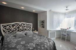 BAGO MİMARLIK  – EBG Evi: modern tarz Yatak Odası
