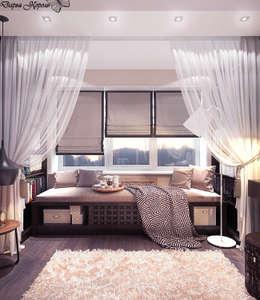 Спальня : Спальни в . Автор – Your royal design