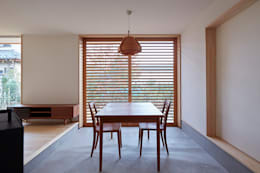 Phòng ăn by 一級建築士事務所co-designstudio