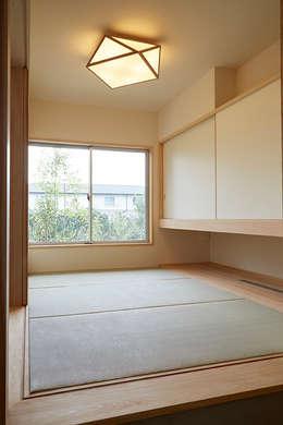 Phòng ngủ by 一級建築士事務所co-designstudio