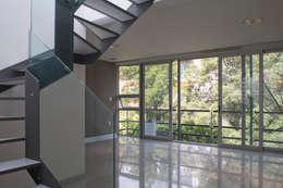 aCA-50 Finished Work: Ventanas de estilo  por CoRREA Arquitectos