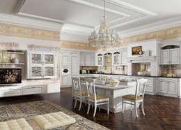 mediterranean Kitchen by home cucine
