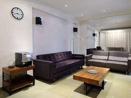 modern Living room by Nitido Interior design