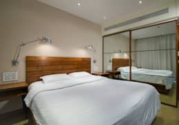 modern Bedroom by Nitido Interior design