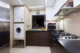 modern Kitchen by Nitido Interior design