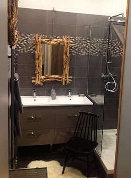 Banheiros modernos por Atelier JP Bouvee