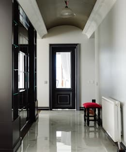 Corredores, halls e escadas modernos por Bilgece Tasarım