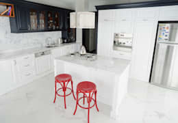 Bilgece Tasarım – Mekan Tasarımı: modern tarz Mutfak