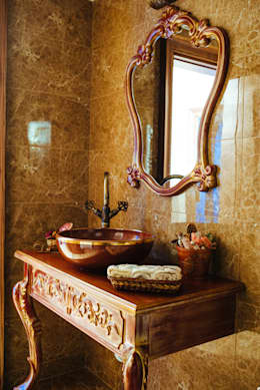 Bilgece Tasarım – Mekan Tasarımı: modern tarz Banyo