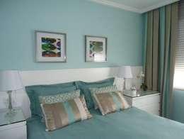 30 splendide testate da scegliere per la camera da letto - Pareti Azzurre Camera Da Letto