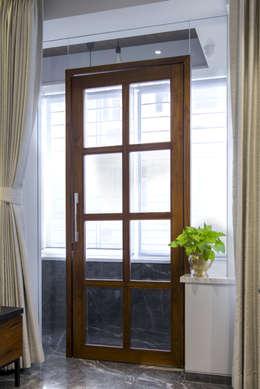 Nitido Interior design: modern tarz Balkon, Veranda & Teras