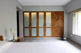Residential - Napeansea Rd: minimalistic Bedroom by Nitido Interior design