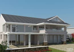 Casas de estilo clásico por Inspiria Interiors