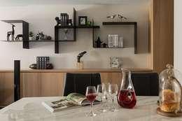 modern Living room by KD Panels