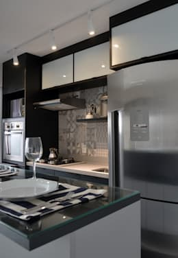 Cuisine de style de style Moderne par Mmaverick Arquitetura