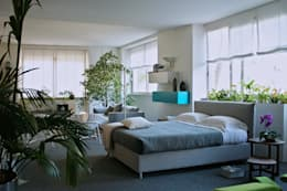 Chambre de style de style Moderne par Arch. Vittoria Ribighini