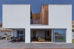 moderne Huizen door Studio Dois