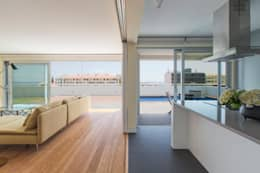 moderne Keuken door Studio Dois
